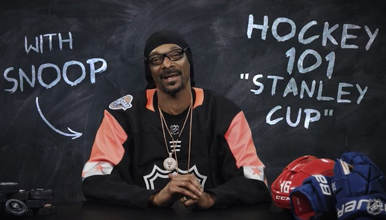 Hockey 101 by Snoop Dogg (aka Dogg Cherry)